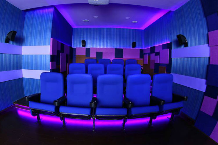 Teriflix, Netflix, Theatre Screening