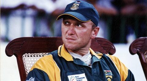 Cricketer Allan Donald. Express archive photo