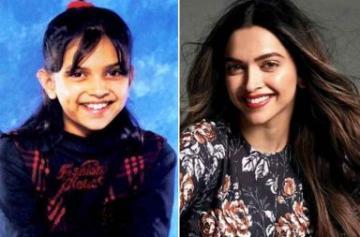 Birthday Special: Deepika Padukone's childhood pics