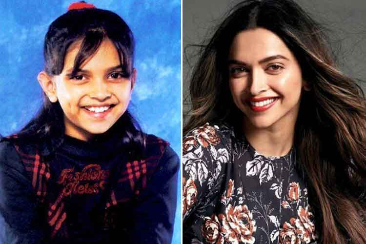 Deepika Padukone Childhood Photos