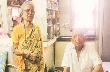 Narayan Lavate and Iravati Lavate