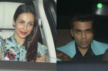 Celebs attend Farah Khan's birthday party