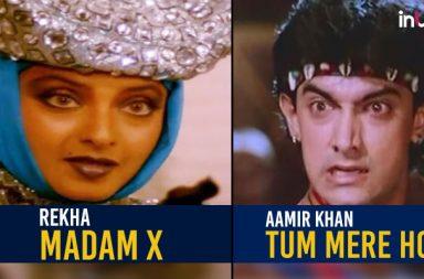 Aamir Khan, Shah Rukh Khan, Dilip Kumar, Rekha, Amisha Patel, Hrithik Roshan, Kareena Kapoor, Bollywoo hamming, Yash Chopra, Karisma Kapoor,