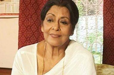 Supriya Devi, Supriya Devi death, Ritwik Ghatak, Meghe Dhaka Tara, Uttam Kumar, Mira Nair, The Namesake, Tabu
