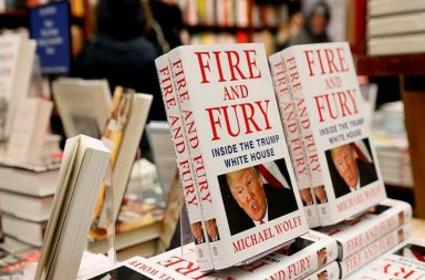 Fire & Fury, TV adaptation, Donald Trump, Michael Wolff, Steve Bannon, Breitbart, House of Cards, Kevin Spacey, Netflix, Alec Baldwin