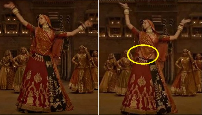 Deepika's midriff gets 'sanskaared', even as she slays in the new Padmaavat teaser