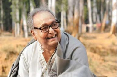 Soumitra Chatterjee, French ambassador, legion d'honneur, satyajit ray, amartya sen, sandip ray