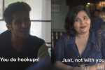 Here's what happens when a woman says NO in the world of bad Tinder dates