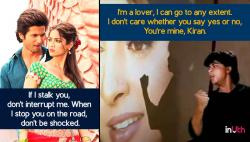 11 Bollywood song lyrics that are basically creepy threats