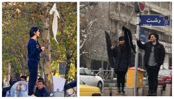 #NoHijabDay: Why women in Iran are taking off their hijabs on the streets