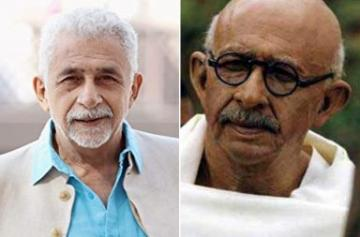 Actors who played Gandhi on screen