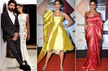 IN PHOTOS: HT Most Stylish Awards 2018