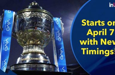 Indian Premier League 2018 to start from April 7 with new timings. Here are the details