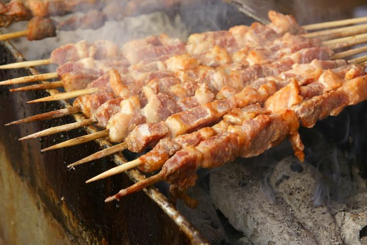 kebab trail
