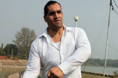 The Great Khali reveals the hidden truth why he quit WWE in 2014