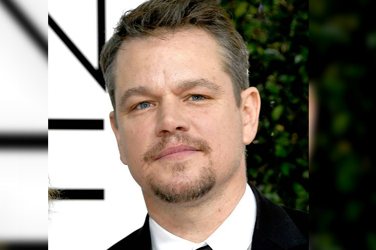Matt Damon promises to zip it about the #MeToo movement after backlash