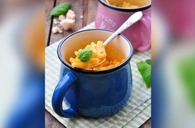 mug recipes in microwave