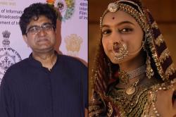 Padmaavat: Allahabad High Court issues notice against Prasoon Joshi
