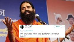 Baba Ramdev's Patanjali says dark skin is an 'ailment', Twitter turns savage