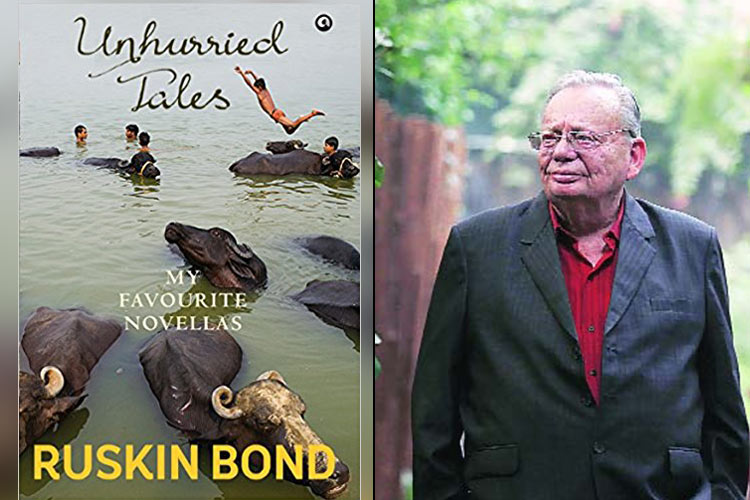 Book review: The Unhurried Tales by Ruskin Bond that every urban millennial must read to get a grip on their life