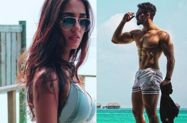 Tiger Shroff-Disha Patani new year vacation pics