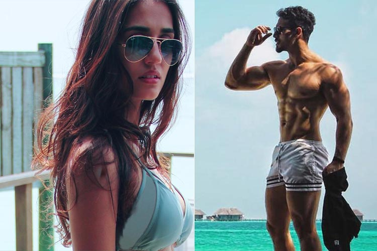 Disha Patani Ultra New Hd Wallpaper In Bikini: Tiger Shroff-Disha Patani New Year Vacation Photos