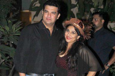 Vidya Balan birthday party pics
