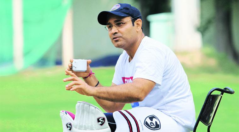 Virender Sehwag – Former Indian batsman