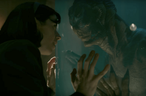 The Shape of Water, The Shape of Water review, The Shape of Water movie review, Guillermo del Toro, Michael Shannon, Richard Jenkins, Sally Hawkins, Oscars 2018