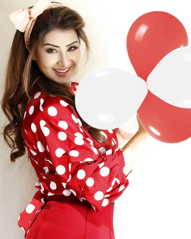 Shilpa Shinde looks adorable in this pic from her latest photoshoot