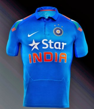 Indian jersey