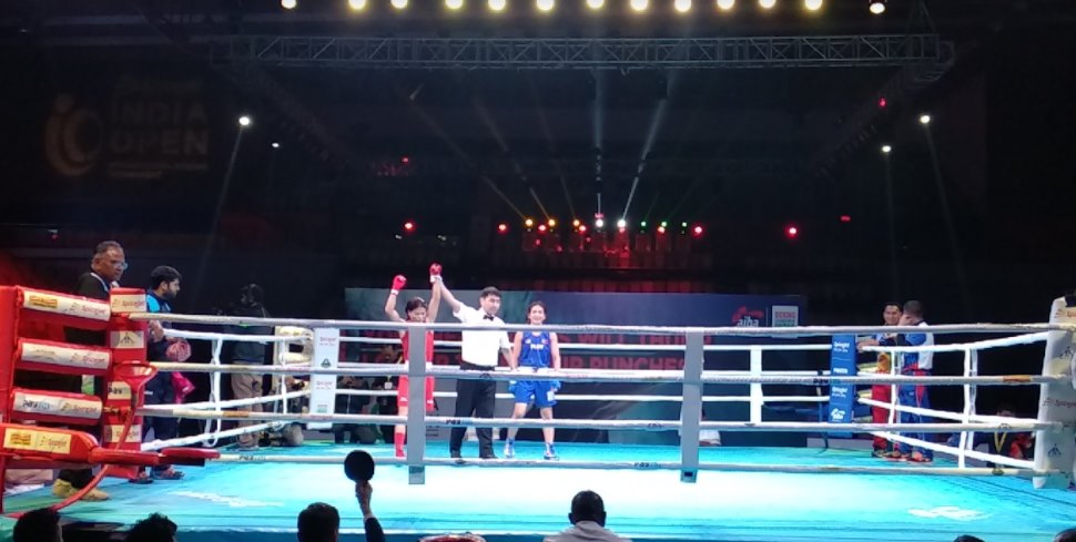 Mary Kom wins Gold