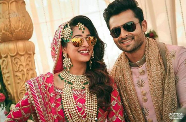 2Dipika Kakar and Shoaib Ibrahim snapped at their Bhopal wedding - Wedding Ceremony Rituals