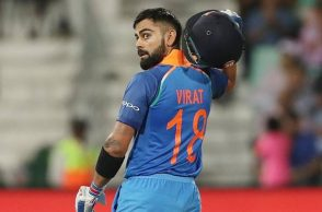 Virat Kohli may become the 1st Indian batsman to set this T20I record. Details inside
