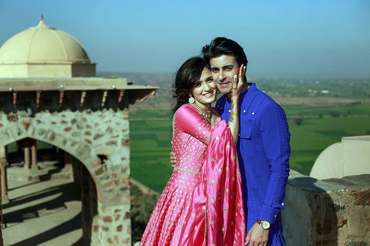 Gautam Rode and Pankhuri Awasthy look lovestruck in this pic from wedding function