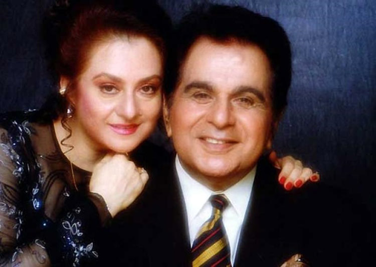 Saira Banu and Dilip Kumar's story is a surreal tale of love and companionship