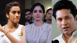 #RIPSridevi: Sachin Tendulkar To PV Sindhu, How Sports World Paid Tribute To Miss Hawa Hawai