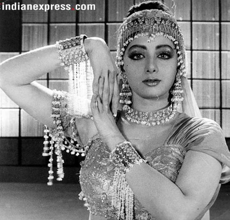 Sridevi gave many iconic performances in her career of 50 years