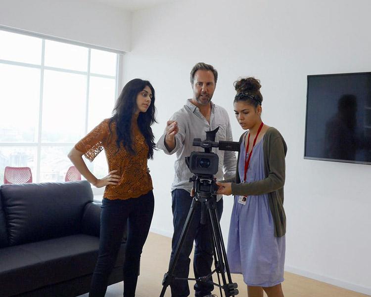 Warina Hussain is a New York Film Academy graduate