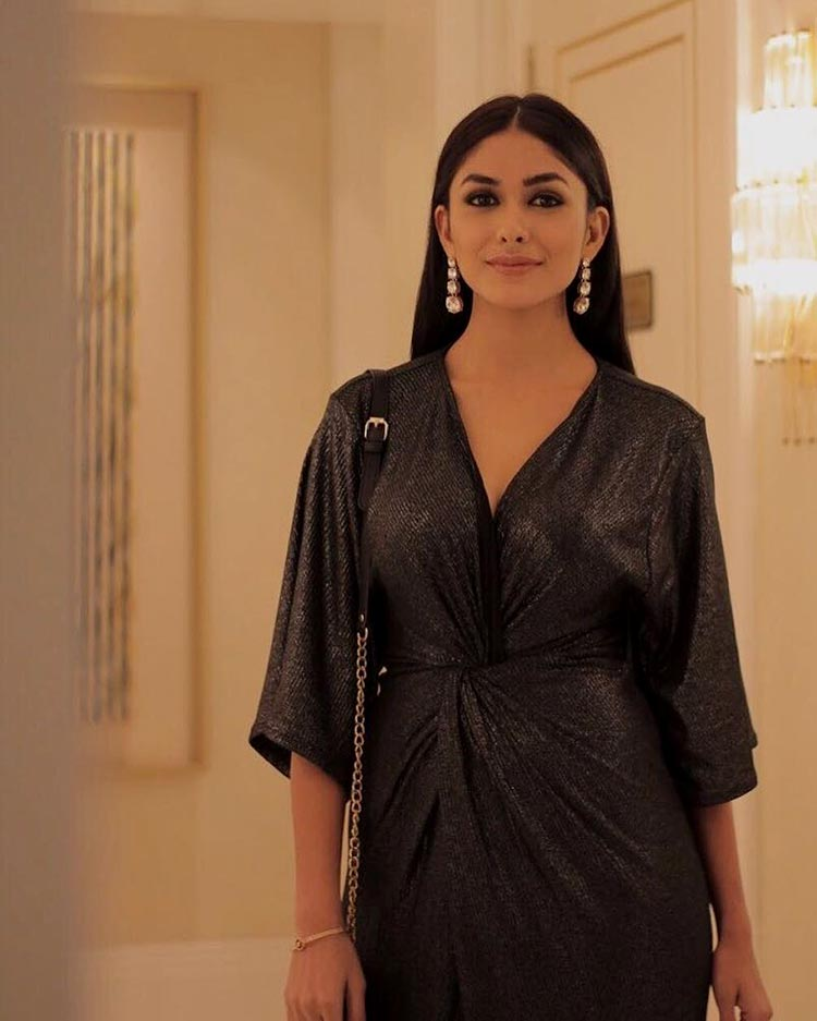 Mrunal Thakur has worked in the Indonesian remake of Naagin