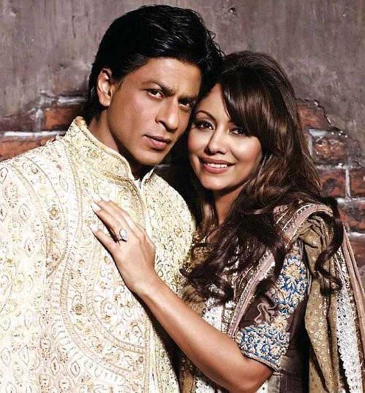Shah Rukh and Gauri Khan's love story is what all teenage romances are made of