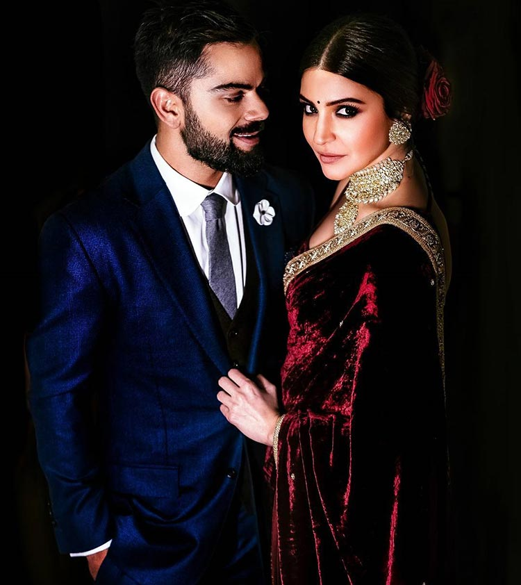 Virat Kohli and Anushka Sharma's love story is a goal for every couple