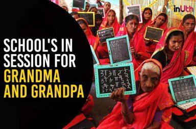 Aajibaichi Shala, School, Elderly, Maharashtra