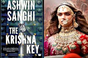 Ashwin Sanghi The Krishna Key, Eros International, Padmaavat controversy, Manikarnika controversy, Priya Prakash Varrier