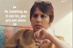 Barkha Dutt, Bas Ab Bahut Hogaya, Break The Silence, MARD campaign, Barkha Dutt Child sexual abuse