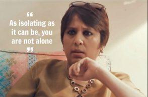 Barkha Dutt, Bas Ab Bahut Hogaya, Break The Silence, MARD campaign, Barkha Dutt Child sexual abuse