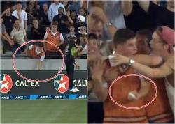 AUS vs NZ 5th T20: Young spectator takes an amazing 'one-handed' catch, gets over Rs 32 lakh reward - WATCH