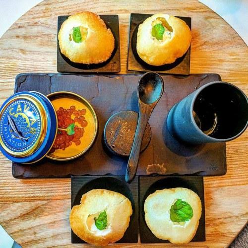 Caviar Gol Gappe