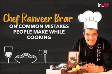 Chef Ranveer Brar