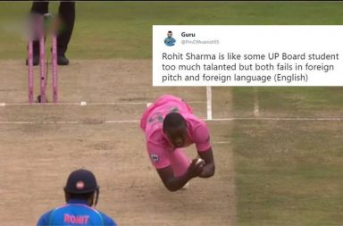 Rohit Sharma again loses his wicket to Kagiso Rabada, gets brutally trolled on Twitter